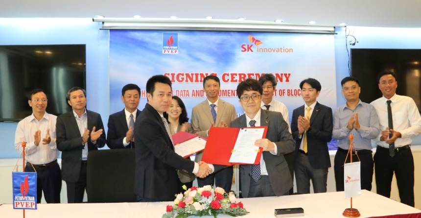 PVEP AND SK INNOVATION FINALIZE THE TRANSFER OF OPERATORSHIP IN RESPECT OF BLOCK 16-2 OFFSHORE VIETNAM